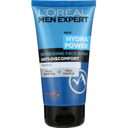 L'Oreal Paris Men Expert Hydra Power Anti-Discomfort Face Wash(149 ml)