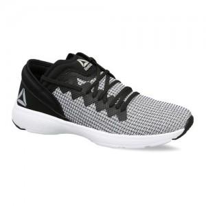 Reebok Men Grey & Black AST LP Walking Shoes