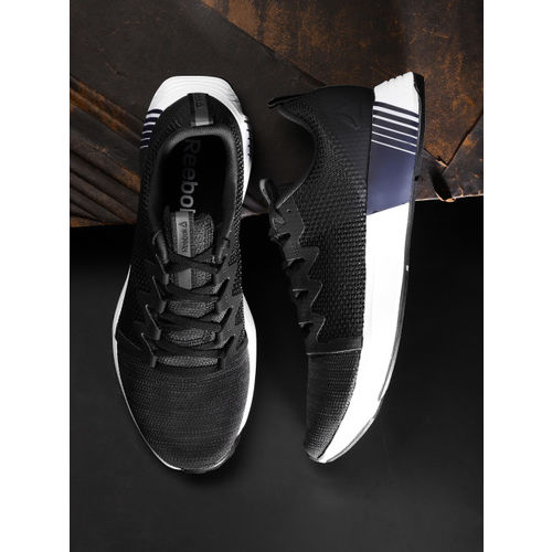 Reebok Men Black Fusium Running Shoes