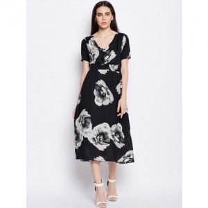 5119a01bd12 Buy Athena Women Multicoloured Printed Kaftan Dress online