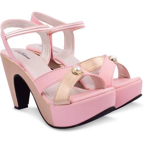 coldstone Women pink Heels