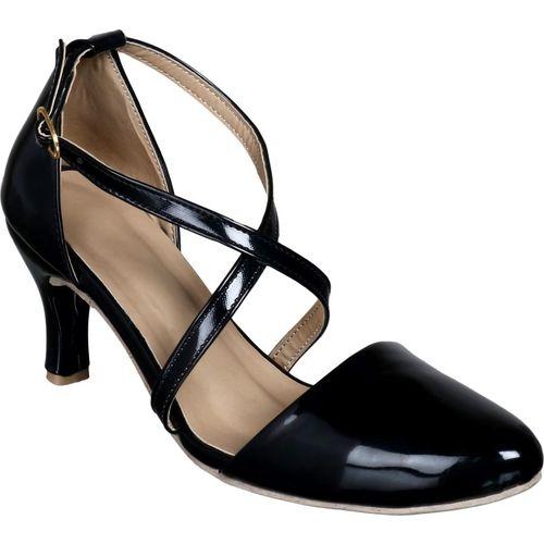 Lancy Women Black Heels