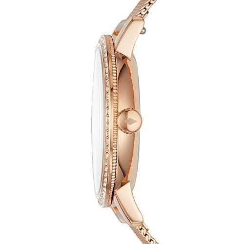 Fossil Neely Analog Gold Dial Women's Watch - ES4365