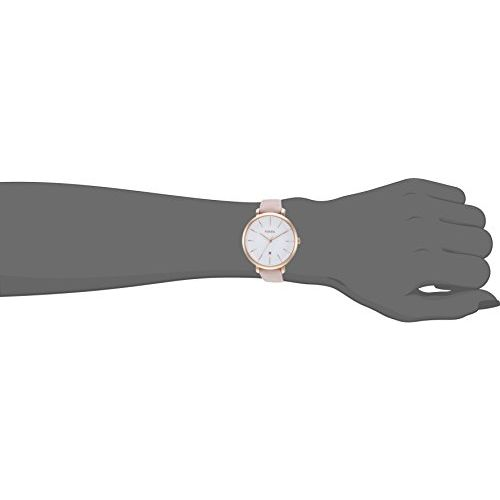 Fossil Analog White Dial Women's Watch - ES4369