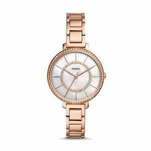 Fossil Women White Analogue Watch ES4452_OR