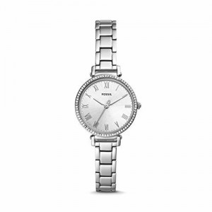 Fossil Kinsey Analog Silver Dial Women's Watch-ES4448