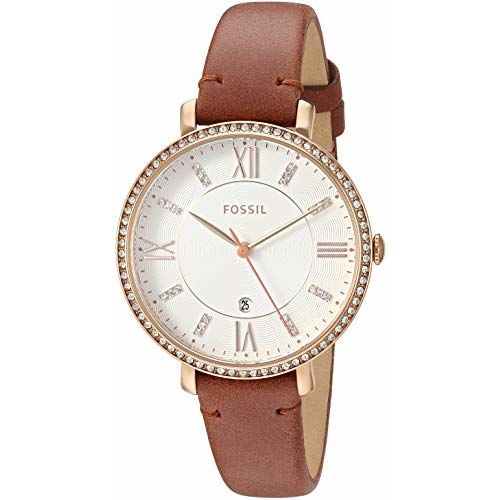 Fossil Jacqueline Analog Silver Dial Women's Watch - ES4413