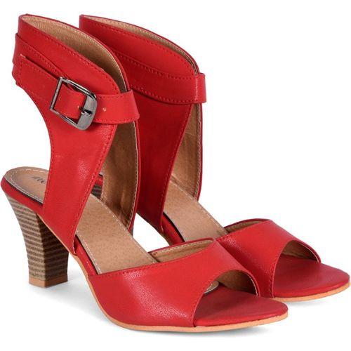 Meriggiare Women Red Heels
