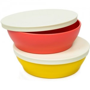 Tupperware 12345 2 Containers Lunch Box(450 ml)