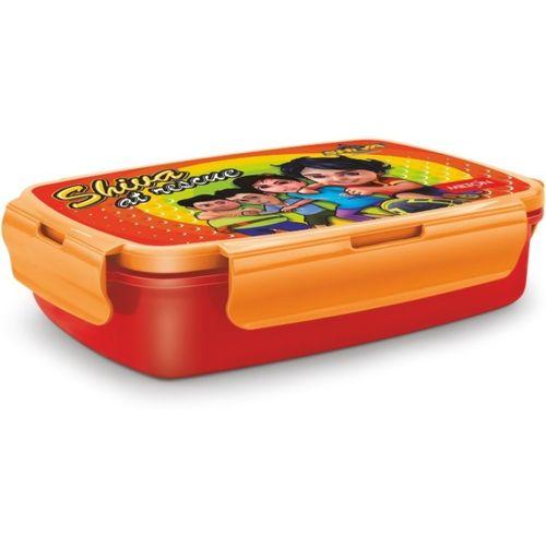 Milton ROCKER SR. TIFFIN 2 Containers Lunch Box (700 ml) Ideal For Kids 2 Containers Lunch Box(700 ml)