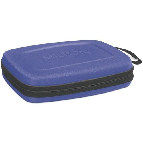 Milton Flat Lunchbox 3 Containers Lunch Box(1100 ml)