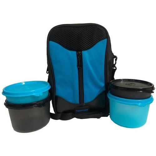 Tupperware New Executive lunch 4 Containers Lunch Box(1200 ml)