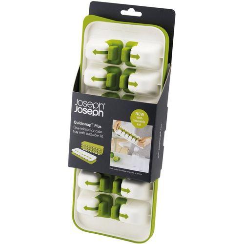 Joseph Joseph Quick Snap Plus Plastic Ice Cube Tray Green Plastic Ice Cube Tray(Pack of 1)