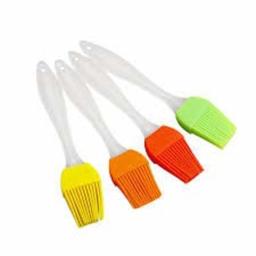 Milestouch Silicone Oil Brush Cooking,Tandoor, BBQ (Random Colors Provided) 9- INCH