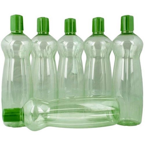 Milton MILTON PACIFIC LIGHT GREEN 1000 ml Bottle(Pack of 6, Green)