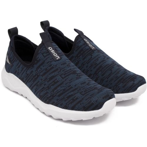 ASIAN Excel-15 Firozi Athleisure Sports Range,Jooti,Electro Shoes,Warrior Shoes,Walking Shoes,Training Shoes,Gym Shoes,Running for Men (Blue)