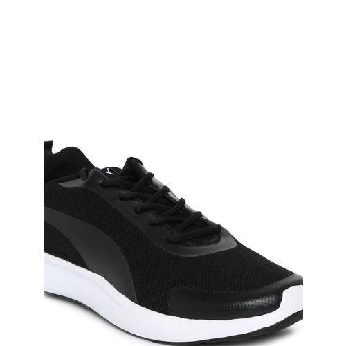 Puma Men Black Propel 3D IDP Sneakers