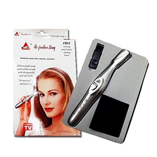 Bi-feather King Eye Brow Hair Remover and Trimmer