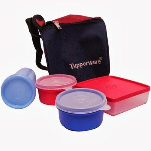 Tupperware Plastic Lunchbox Set (SVTP026)