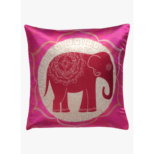 Alina decor Set of 5 Pink Cushion Covers