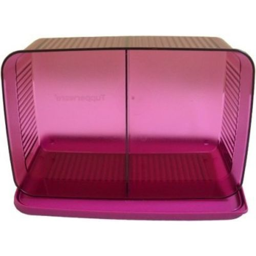 Tupperware Polycarbonate Snack It Serving Dish (Colour May Vary)