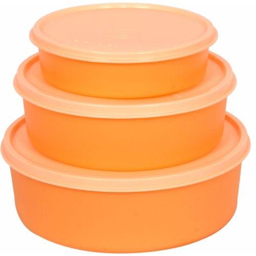 Cello Max Fresh Universal - 2300 ml, 1500 ml, 650 ml Plastic Grocery Container