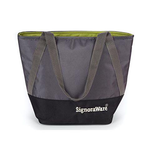 Signoraware Sling Jumbo Plastic Lunch Box Set, 5-Pieces