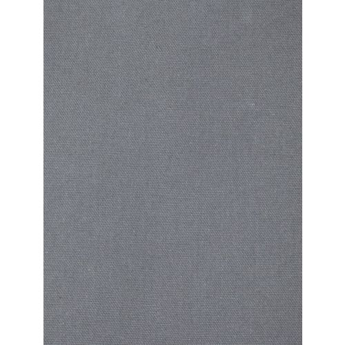 Lushomes Grey Solid Window Curtain