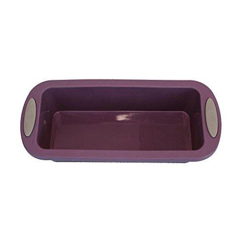 Wonderchef Plum Silicone Cake Mould,Purple