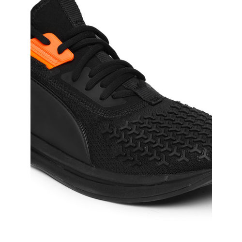 Puma Black Ignite Limitless Sr-71 Unrest Running Shoes