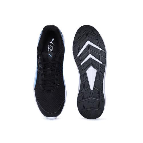 Puma Unisex Black Escaper Pro Running Shoes