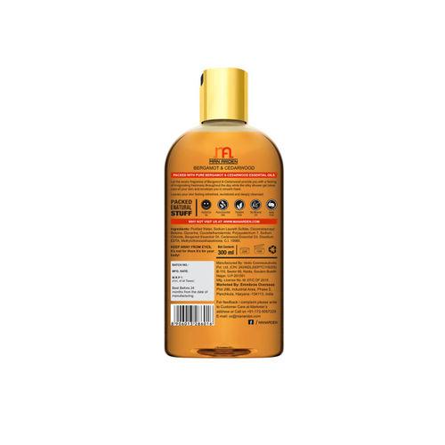 Man Arden Unisex Bergamot & Cedarwood Luxury Shower Gel-300 ml