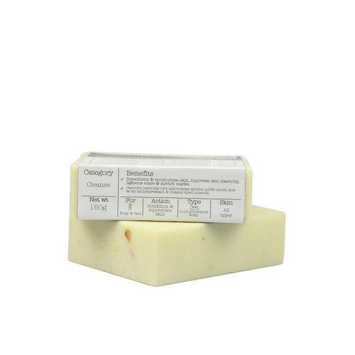 Soulflower Unisex Jasmine Night Soap