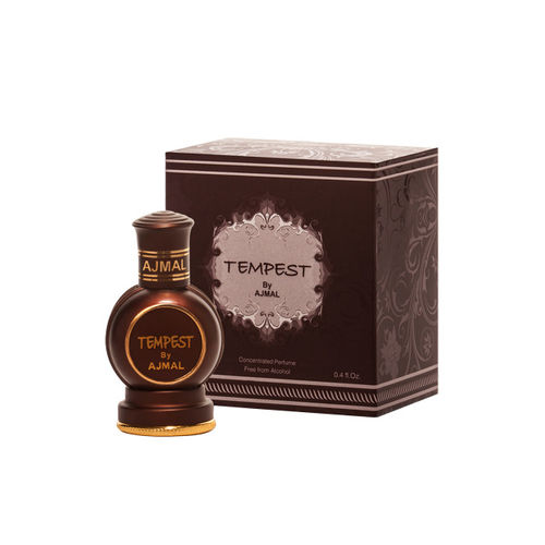 Ajmal Unisex Tempest Concentrated Floral Perfume Free From Alcohol 12ml