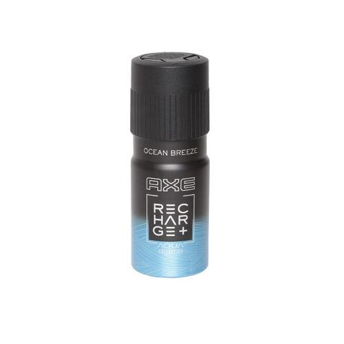 AXE Men Set of 2 Recharge+ Ocean Breeze Deodorants 150 ml each
