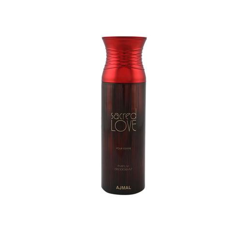 Ajmal Sacrificell & Sacredlove Pack of 2 Deodorant Spray