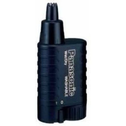 Panasonic ER115 Nose and Ear Hair Trimmer Cordless Trimmer for Men