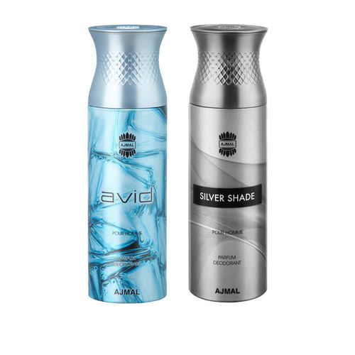 Ajmal Men Pack Of 2 Deodorant Spray 200 ml