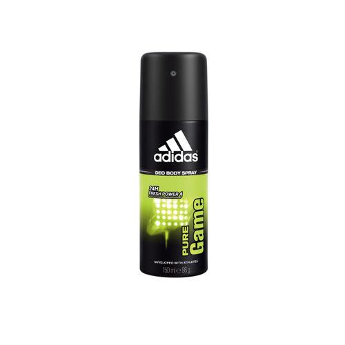 Adidas Pure Game Deodorant Body Spray for Men 150ml