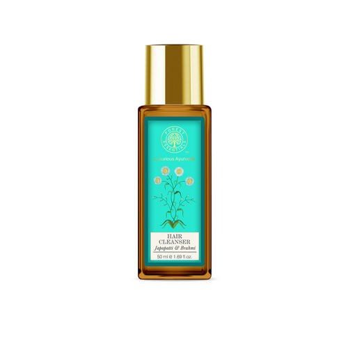 Forest Essentials Unisex Japapatti & Brahmi Hair Cleanser 50 ml