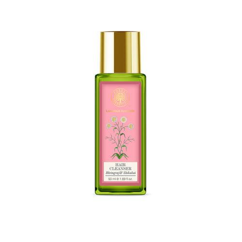 Forest Essentials Unisex Bhringraj & Shikakai Hair Cleanser 50 ml