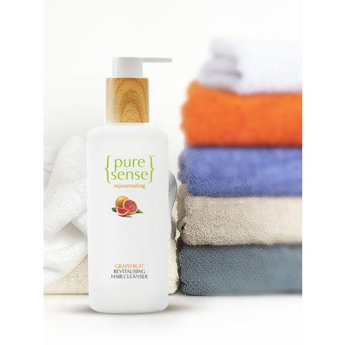 Pure Sense PureSense Grapefruit & Vitamin E Revitalising Hair Cleanser 200 ml