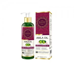 Morpheme Remedies Pure Amla Hair Oil (ColdPressed & Undiluted) 120ml