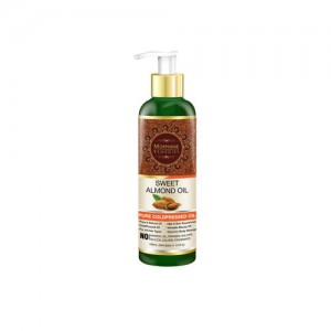 Morpheme Remedies Pure Coldpressed Sweet Almond Oil 120ml