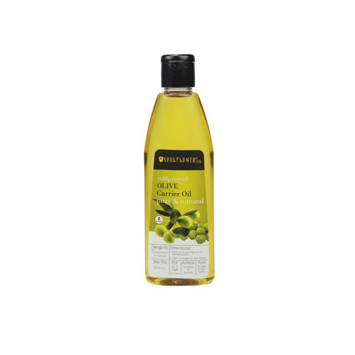 Soulflower Olive Oil Premium Cold Pressed