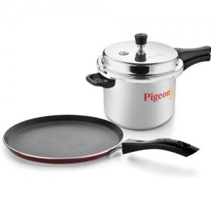 Pigeon 2 In 1 Starter Kit Junior Induction Bottom Cookware Set