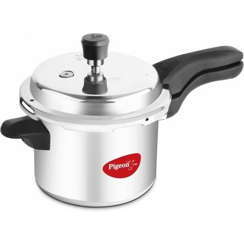 Pigeon Calida Deluxe 5 L Pressure Cooker with Induction Bottom