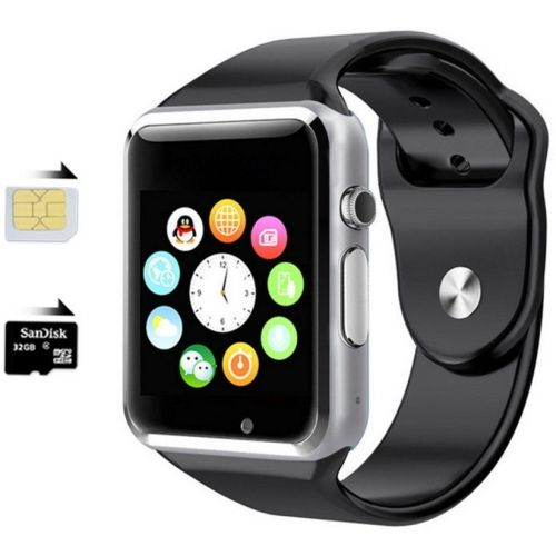 Outsmart AP01 phone Black Smartwatch