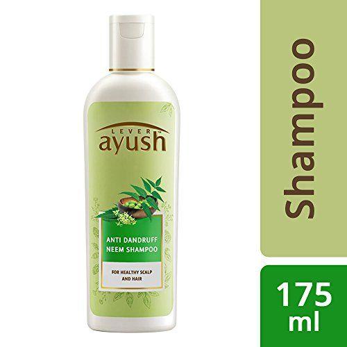 Ayush Anti Dandruff Neem Shampoo, 175ml
