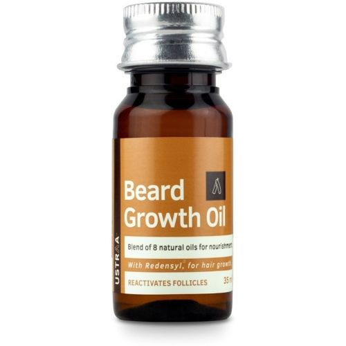 Ustraa Beard Growth Oil - 35ml Hair Oil